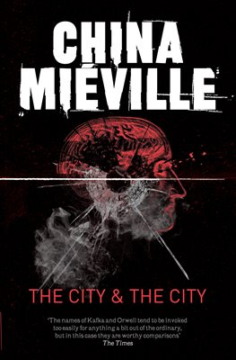 Book cover for The City & The City