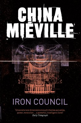 Book cover for Iron Council