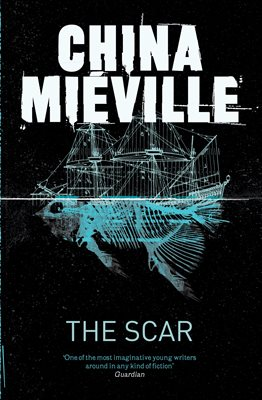 Book cover for The Scar