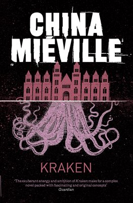 Book cover for Kraken