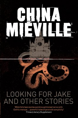 Book cover for Looking for Jake and Other Stories