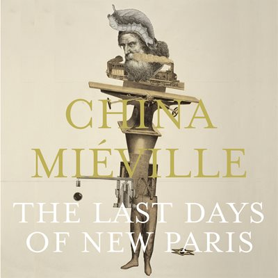 Book cover for The Last Days of New Paris