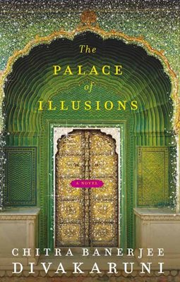 Book cover for The Palace of Illusions