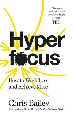 Book cover for Hyperfocus