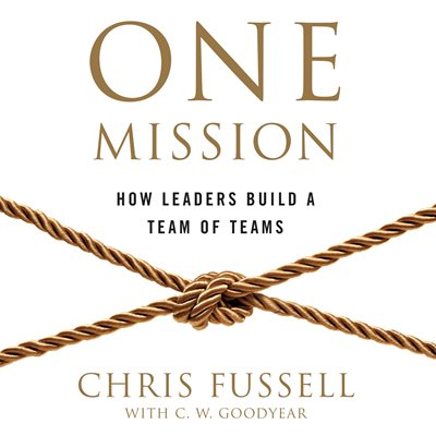 Book cover for One Mission
