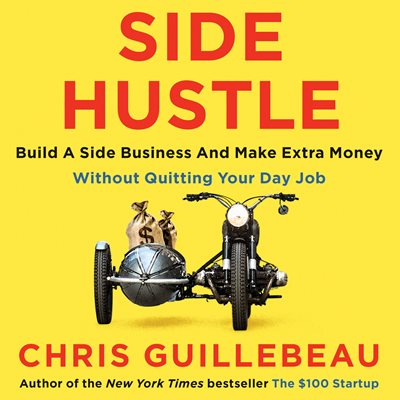 Book cover for Side Hustle