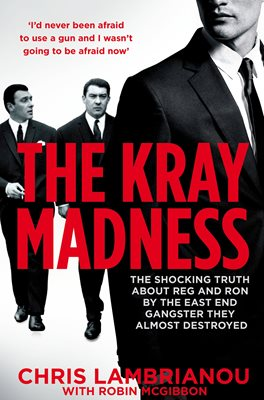 Book cover for The Kray Madness