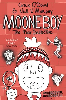 Book cover for Moone Boy 2: The Fish Detective