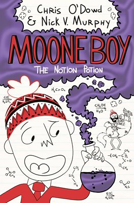 Book cover for Moone Boy 3: The Notion Potion