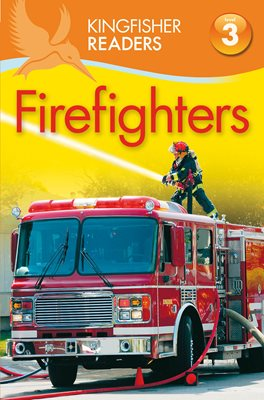 Book cover for Kingfisher Readers: Firefighters...