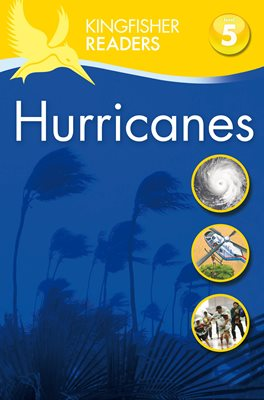 Book cover for Kingfisher Readers: Hurricanes...