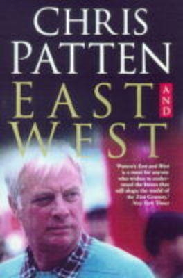 Book cover for East and West