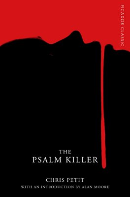 Book cover for The Psalm Killer