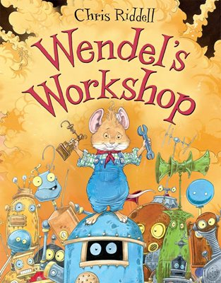 Book cover for Wendel's Workshop
