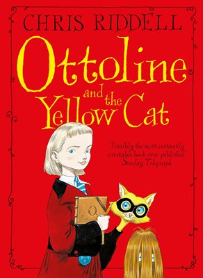 Image result for ottoline and the yellow cat