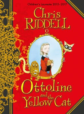 Book cover for Ottoline and the Yellow Cat