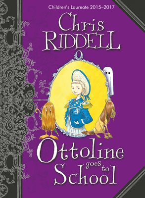 Book cover for Ottoline Goes to School