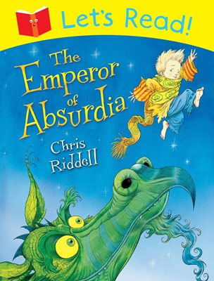 Book cover for The Emperor of Absurdia