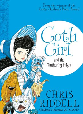 Book cover for Goth Girl and the Wuthering Fright