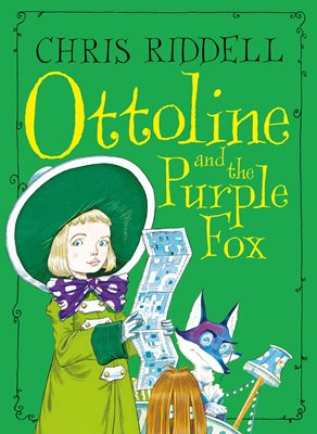 Book cover for Ottoline and the Purple Fox