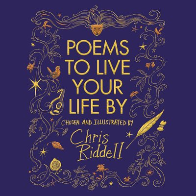Book cover for Poems to Live Your Life By