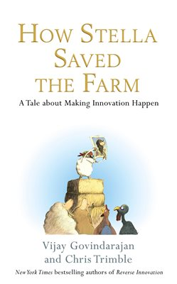 Book cover for How Stella Saved the Farm