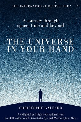 Book cover for The Universe in Your Hand
