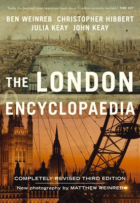 Book cover for The London Encyclopaedia (3rd Edition)