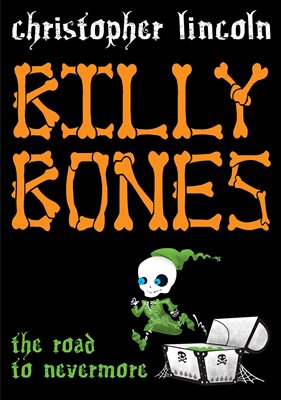 Book cover for Billy Bones 2: The Road to Nevermore