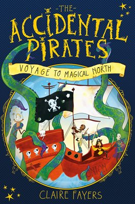 Book cover for Voyage to Magical North
