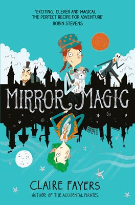 Book cover for Mirror Magic