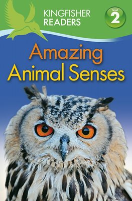 Book cover for Kingfisher Readers: Amazing Animal...