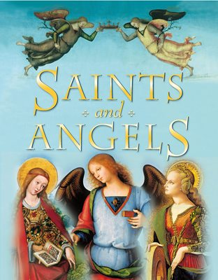 Book cover for Saints and Angels