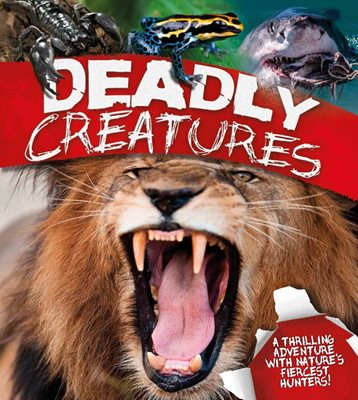 Book cover for Deadly Creatures