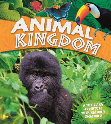 Book cover for Animal Kingdom