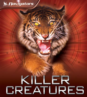 Book cover for Navigators: Killer Creatures