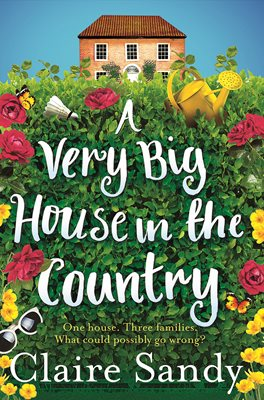 Book cover for A Very Big House in the Country