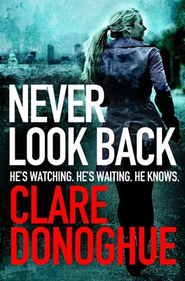 Book cover for Never Look Back