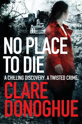 Book cover for No Place to Die