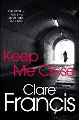 Book cover for Keep Me Close