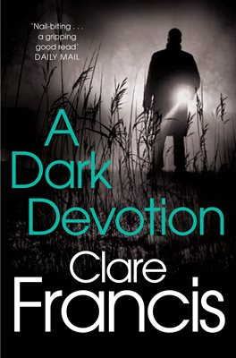 Book cover for A Dark Devotion