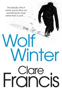 Book cover for Wolf Winter