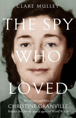 Book cover for The Spy Who Loved