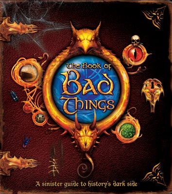 Book cover for The Book Of Bad Things