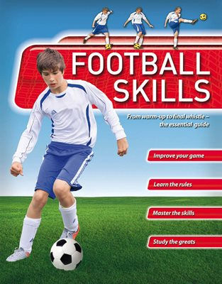 Book cover for Football Skills