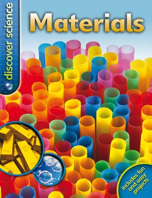 Book cover for Discover Science: Materials