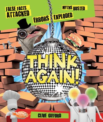 Book cover for Think Again!