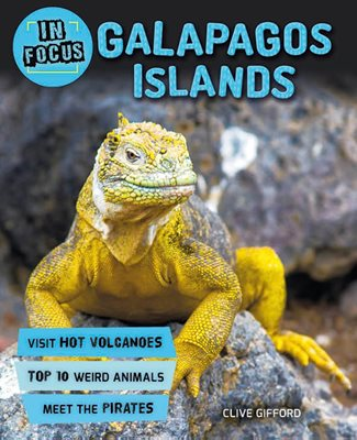Book cover for In Focus: Galapagos Islands