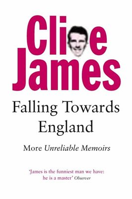 Book cover for Falling Towards England