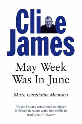 Book cover for May Week Was In June
